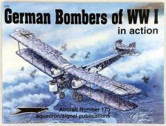 German Bombers of WWI in Action