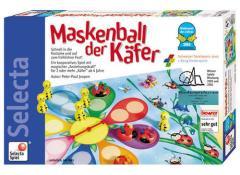 Maskenball der Kaefer (Ladybug's Costume Ball)