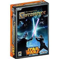 Carcassonne (Star Wars Edition)