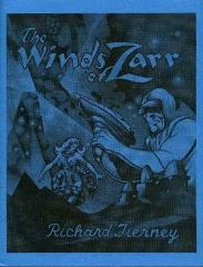 Winds of Zarr, The - Cthulhu Mythos Novel (Limited Edition)