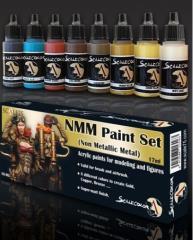 Non-Metallic Metal - Gold & Copper Paint Set