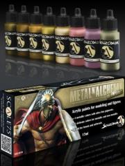 Metal n' Alchemy - Golden Series