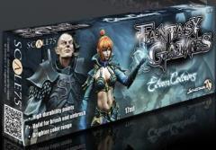 Fantasy & Games Range - Elven Colours Paint Set