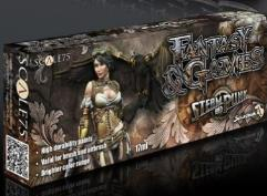Fantasy & Games Range - Steam and Punk Paint Set