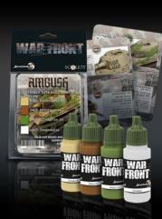 Ambush - German Late War Colors Paint Set