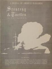 """Vol. 2, #2 """"Rules For Naval Wargames"""""""