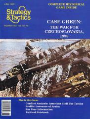 #152 w/Case Green - The War for Czechoslovakia 1938