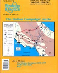 #155 w/The Italian Campaign - Anzio