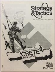Vol. 3, #2 w/Crete (mini-game)