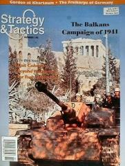 #182 w/The Balkans Campaign of 1941