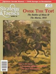 #186 w/Over the Top! The Battles of Mons & The Marne
