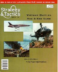 #196 w/Vietnam Battles - Hue & Khe Sanh