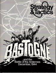 """#20 """"Bastogne and the Battle of the Ardennes, Luftwaffe Land Army, Anzio Beach Head"""""""