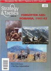 #206 w/Forgotten Axis - Romania, 1941-42