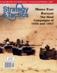 "#226 ""Clash of Arms in the Sinai Campaigns of 1956 & 1967, The English Civil War 1642-1651, German Naval Warfare in World War II"""