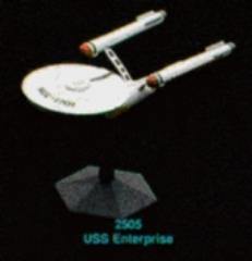 USS Enterprise (Original Design)