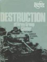 "#36 ""Destruction of Army Group Center - The Soviet Summer Offensive 1944, Warsaw Pact and NATO forces in the 1970's"""