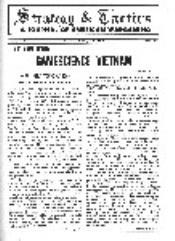 """Vol. 1, #4 """"Gamescience Vietnam"""""""
