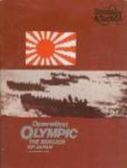 "#45 ""Operation Olympic, - The Invasion of Japan, Science Fiction Futures - A Critical Survey"""