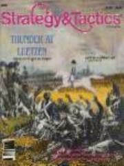"""#99 """"Thunder at Luetzen, Trail of the Fox Errata, Berg's Review of Games"""""""