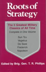 Roots of Strategy #1 - The 5 Greatest Military Classics of All Time