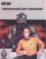 Demand of Honor