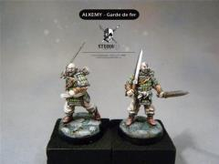 Iron Heart Sentries