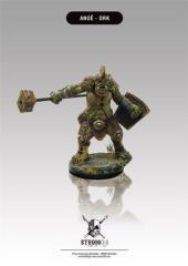 Renurg Ork Warrior