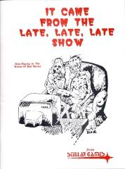 It Came From the Late, Late, Late Show I (1st Edition, 2nd Printing)