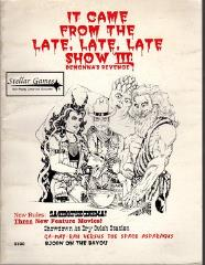 It Came From the Late, Late, Late Show III - Demonna's Revenge
