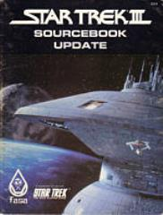 Star Trek III - Sourcebook Update