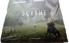 World of Scythe, The - Art Book