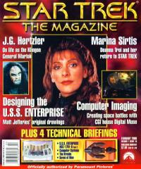 "#10 ""Marina Sirtis, Technical Briefings - U.S.S. Enterprise NCC-1701-D Pt. 2, Seven of Nine"""
