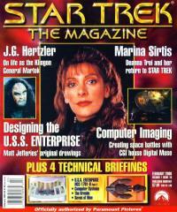 "#10 ""Marina Sirtis, Technical Briefings - U.S.S. Enterprise NCC-1701-D Pt. 2, Seven of Nine"""