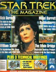 "#15 ""Majel Barrett Roddenberry, Technical Briefings - Deep Space, 24th Century Medical Equipment"""