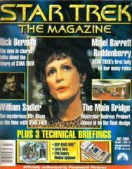 "#15 ""Majel Barrett Roddenberry, Technical Briefings - Deep Space, 24th Century Medical Equipment"""