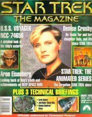 "#16 ""Denise Crosby, Star Trek - The Animated Series"""