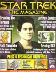 """#17 """"Arming DS9, Creating the Ferengi, U.S.S. Enterprise NCC-1701 Technical Briefing"""""""