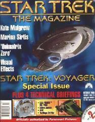 "#18 ""Kate Mulgrew, Marina Sirtis, U.S.S. Voyager NCC-74656 Technical Briefing"""