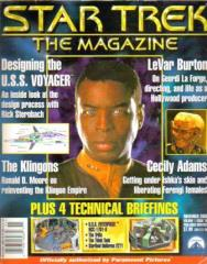 "#19 ""LeVar Burton, The Klingons, U.S.S. Enterprise NCC-1701-B Technical Briefing"""