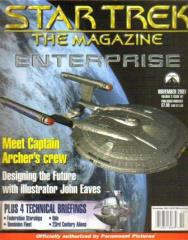 "#31 ""Meet Captain Archer's Crew, Technical Briefings - Odo, Dominion Fleet"""