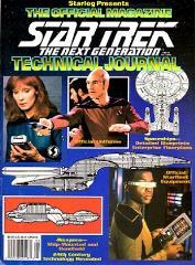 Star Trek - The Next Generation Technical Journal