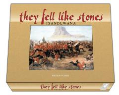 They Fell Like Stones - Islandlwana