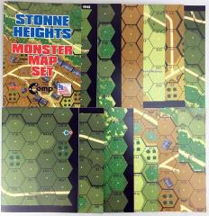 Stonne Heights Monster Map Set