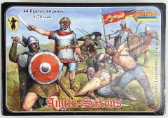 Anglo-Saxons - The Conquest of England