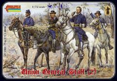Civil War 1961-65 - Union General Staff #2