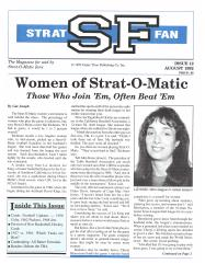 "#12 ""Women of Strat-O-Matic, New SOM Basketball Ratings"""