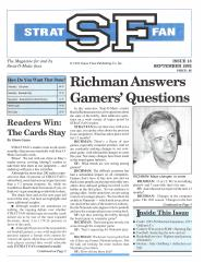 """#13 """"Richman Answers Gamers' Questions, Readers Win - The Cards Stay"""""""