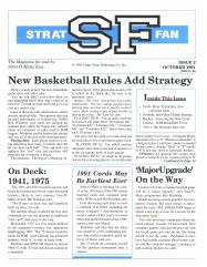 """#2 """"New Basketball Rules Add Strategy, On Deck - 1941, 1975"""""""