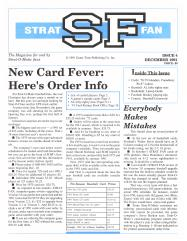 "#4 ""New Card Fever - Here's Order Info, Everybody Makes Mistakes"""